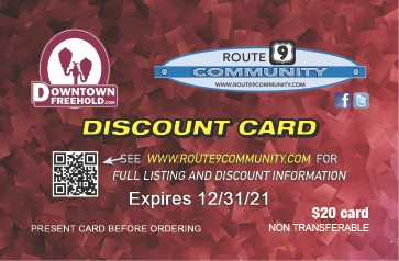 downtown freehold card 2021